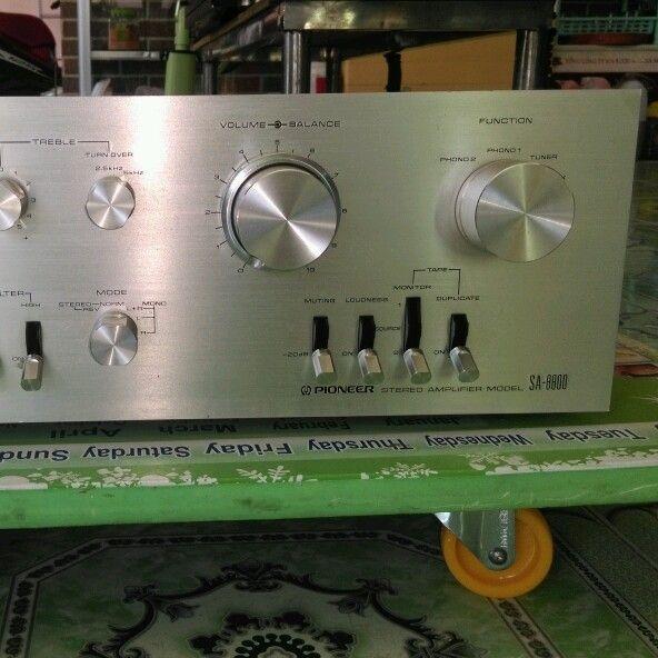 ampli pioneer 8800