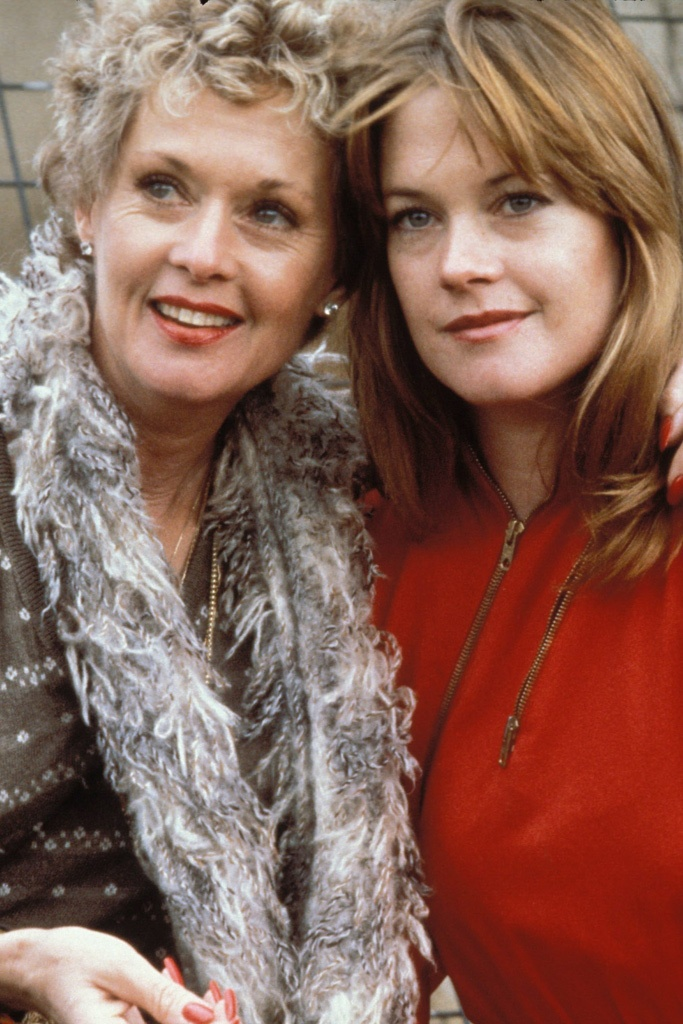 Kibbe: Tippi Hedren (Dramatic) and Her Daughter, Melanie Griffith (Dramatic Classic)