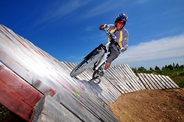 Mountain Bike Park   Green Season   Niseko HANAZONO Resort