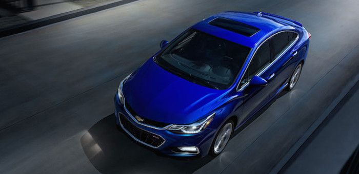 What Separates the 2016 Chevy Cruze From the Competition