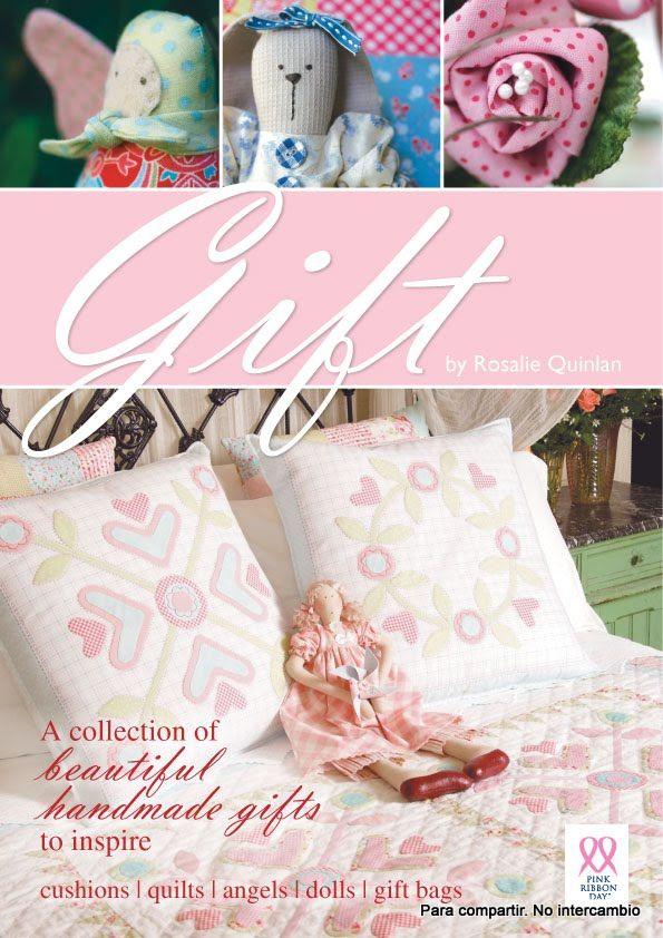 Gift - CoseConmigo C - Álbuns da web do Picasa...FREE BOOK,PATTERNS AND INSTRUCTIONS!