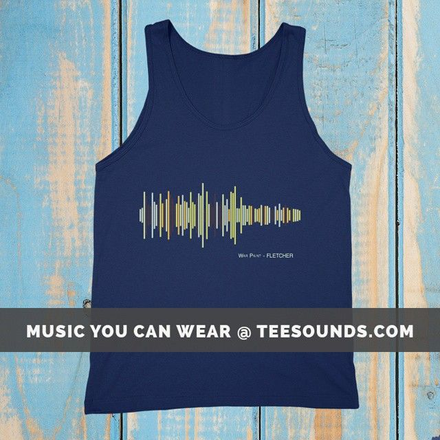 War Paint by FLETCHER  Design your own @ teesounds.com  ONLY $28 WITH FREE WORLDWIDE DELIVERY