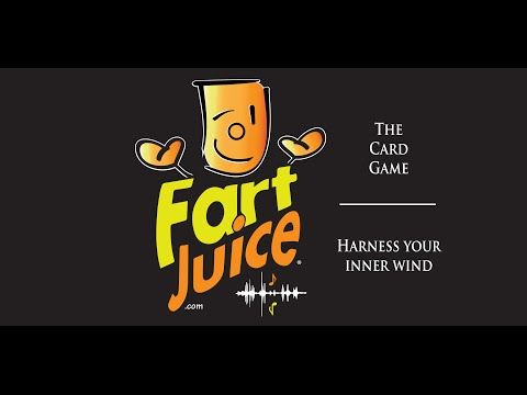 Fart Juice. Instructional video by Millie & Dad