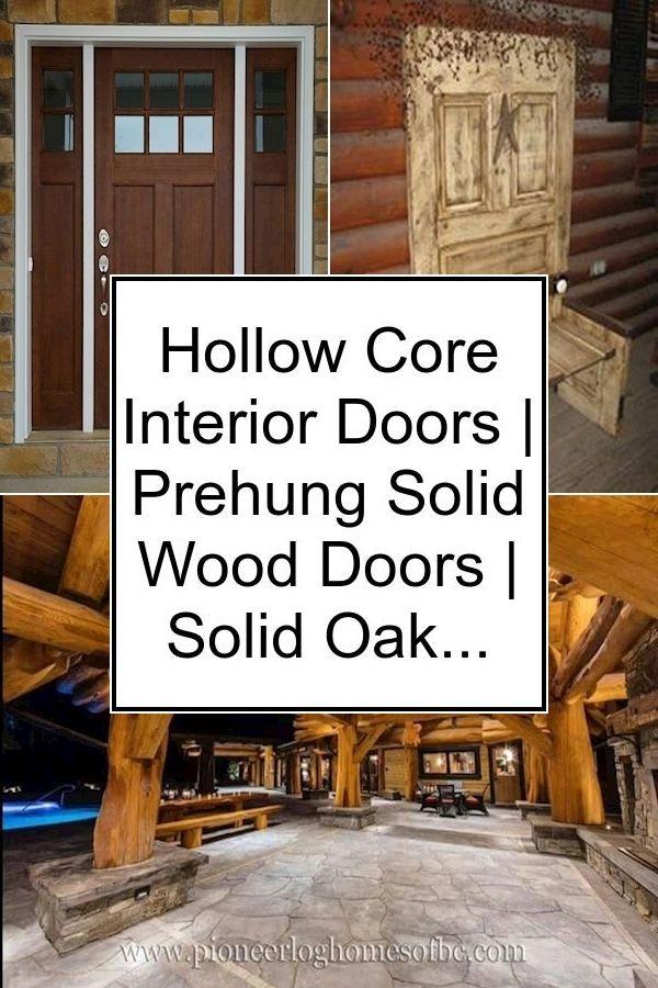 Hollow Core Interior Doors Prehung Solid Wood Doors