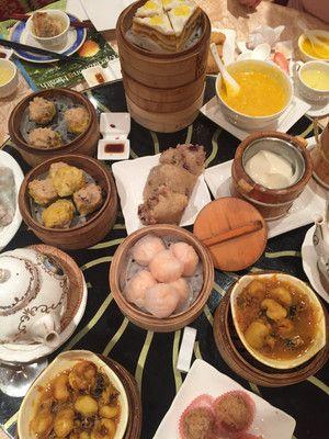 トロント観光ブログ-DIM SUM 飲茶