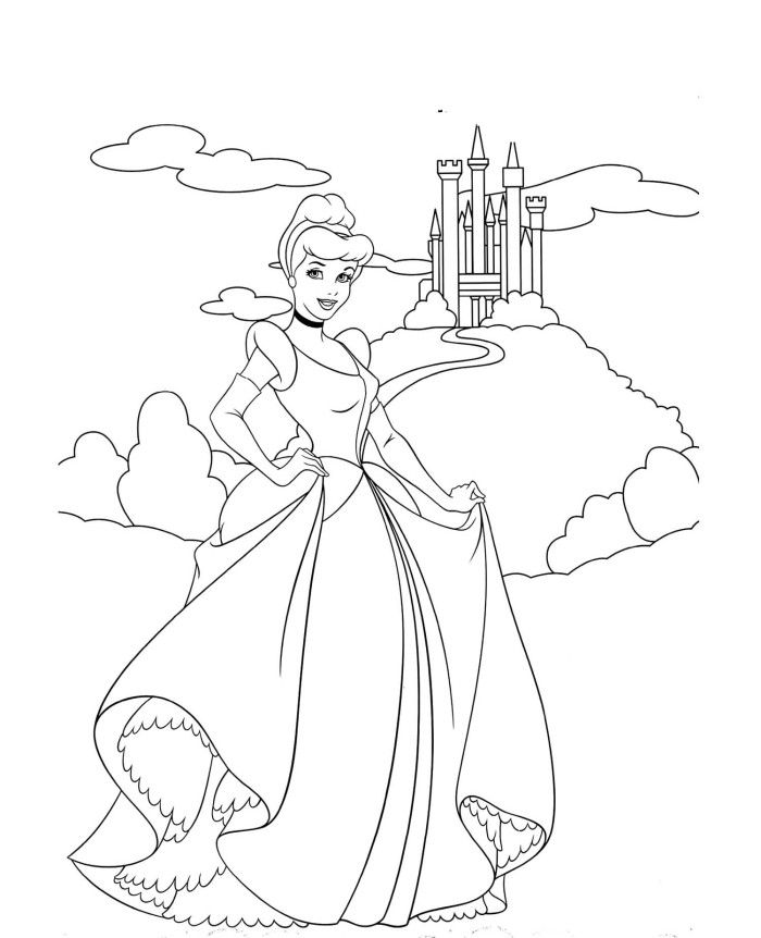 castlerock coloring pages - photo#41