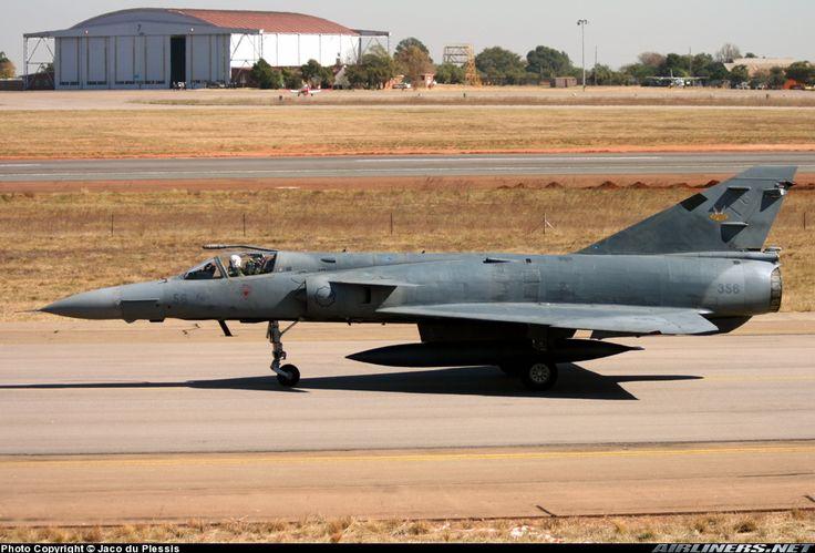 010 Atlas Cheetah C - Pretoria (Waterkloof AFB) May 2005