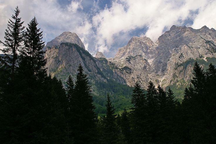 Julische Alpen / Julian Alps - - www.slovenievastgoed.nl