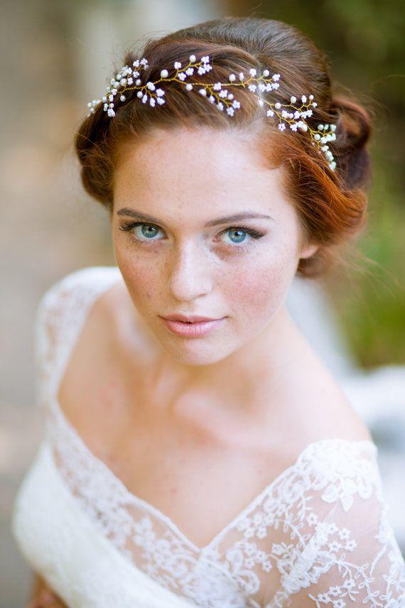 Best 25+ Bridal headbands ideas on Pinterest | Wedding ... - photo #19