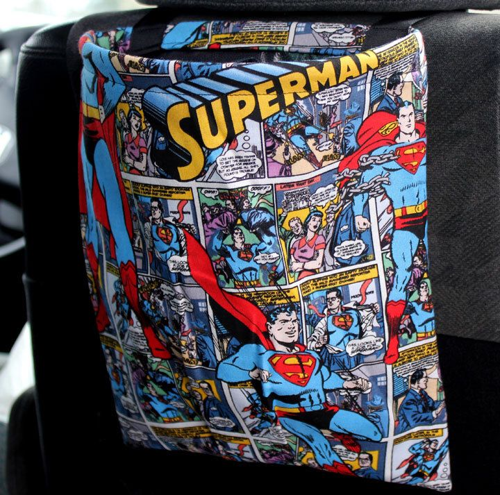 14 Best Images About Superman™ Car Accessories On