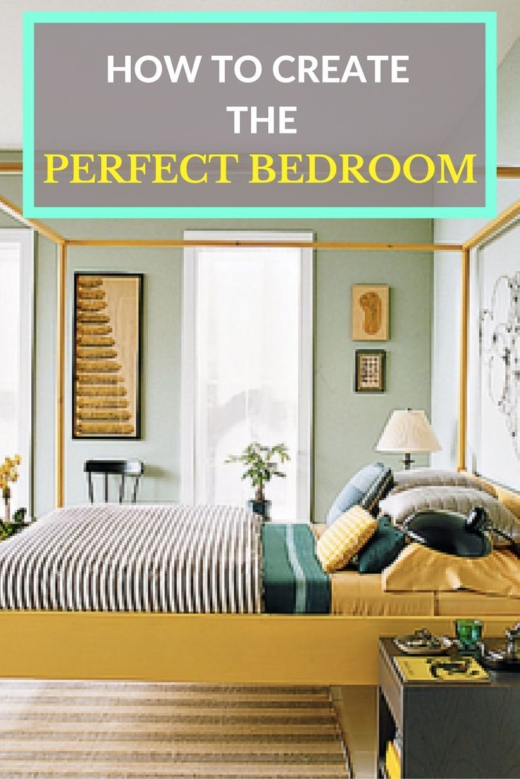 Choosing the right colour palette, furniture and lighting are all key elements in creating your perfect bedroom. There are lots of factors to consider so click through for more inspiration and ideas to find the best bedroom style for you.