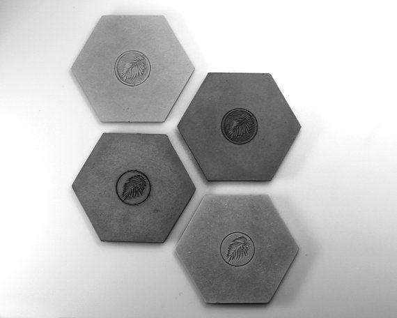 Die besten 25+ Keramikuntersetzer Ideen auf Pinterest Keramik - deko ideen hexagon wabenmuster modern