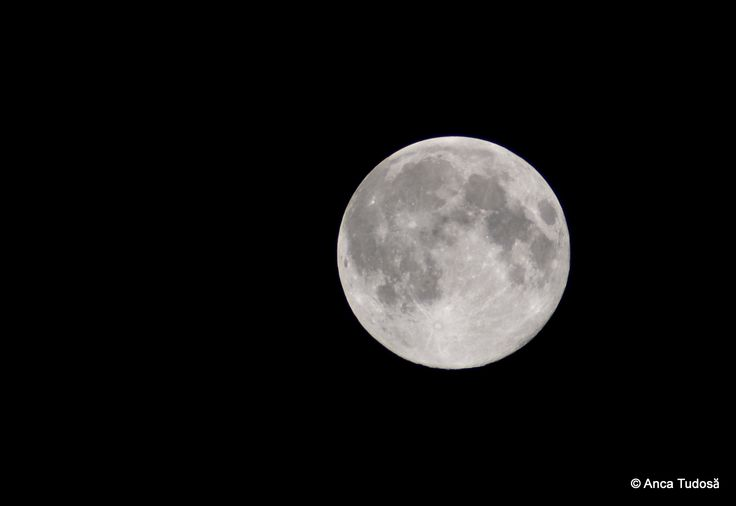 """""""Everyone is a moon, and has a dark side which he never shows to anybody."""" ~ Mark Twain - photo taken on 10th of August"""