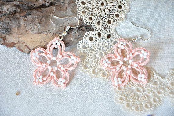 Earrings Sweets Wedding Earrings Earrings for bride Romantic