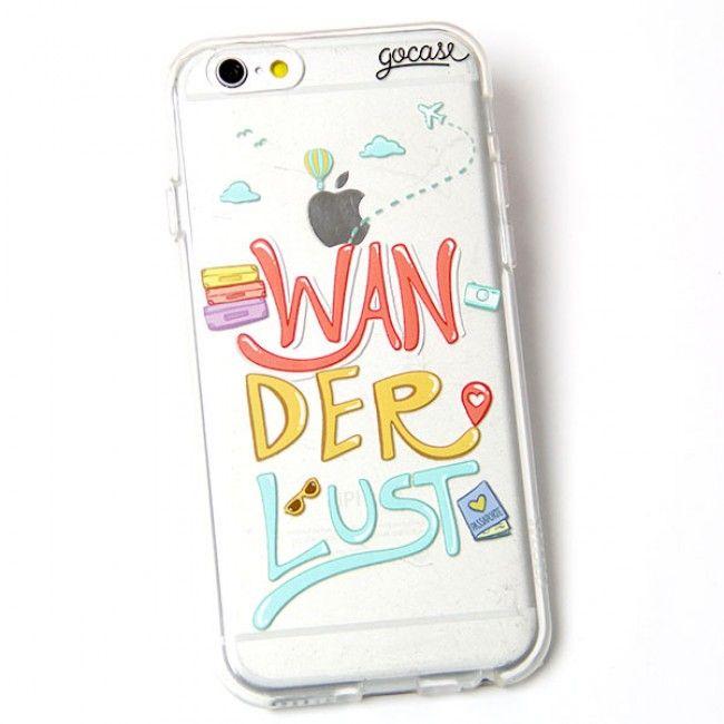 Custom Phone Case Wanderlust Elements #phonecase #iphone #case #love #lovely #sweet
