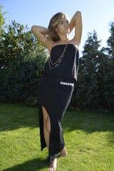 Šaty - čierne by coccomo - 4369559_