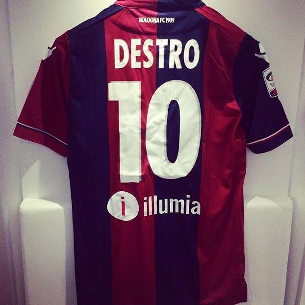 10 Mattia #Destro #Bologna