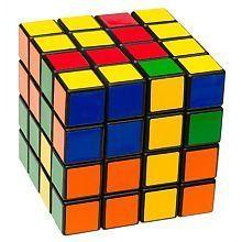 Winning Moves Games: Rubik's Cube 4X4