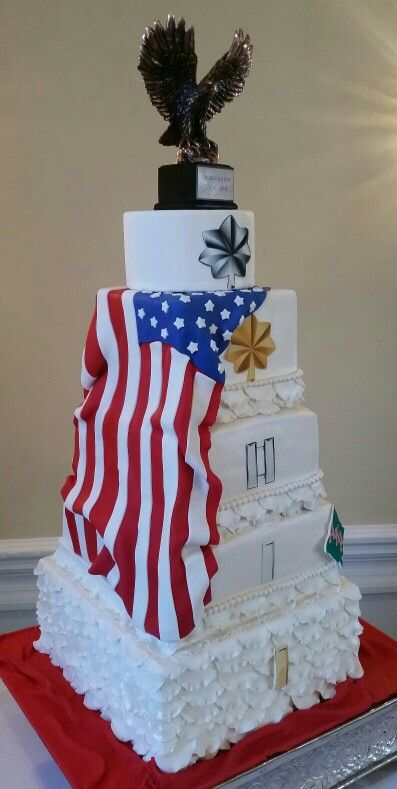 Military promotion cake                                                                                                                                                                                 More