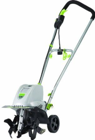 Amazon.com: Earthwise TC70001 11-Inch 8-1/2 Amp Electric Tiller/Cultivator: Patio, Lawn & Garden