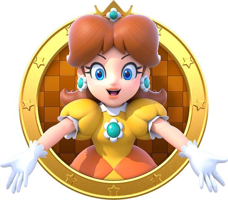 Daisy - Mario Party: Star Rush