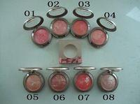 nuevo maquillaje de alta calidad de la marca caliente del envío libre mineraliza se ruboriza mineraliza BLUSHER ( 8pcs / lot ) 8 colores eligen