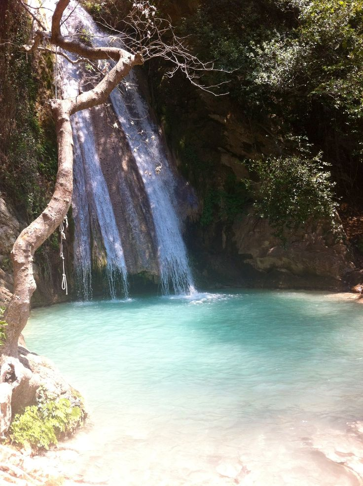 Neda Waterfalls, Messinia - Greece