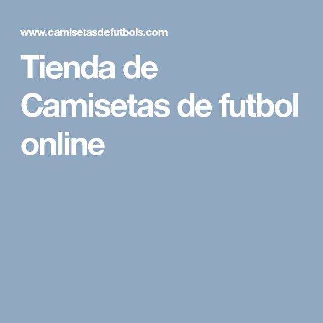 Tienda de Camisetas de futbol online