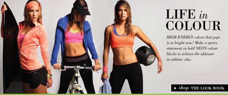 Lorna Jane Activewear - Sportswear - Clothing - Gym Wear - Lorna Jane