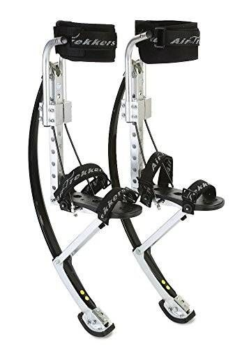 nice Air-Trekkers Carbon Fiber Spring Jumping Stilts