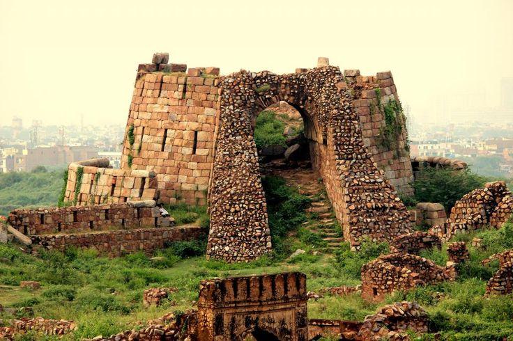 Tughlaqabad Fort New Delhi