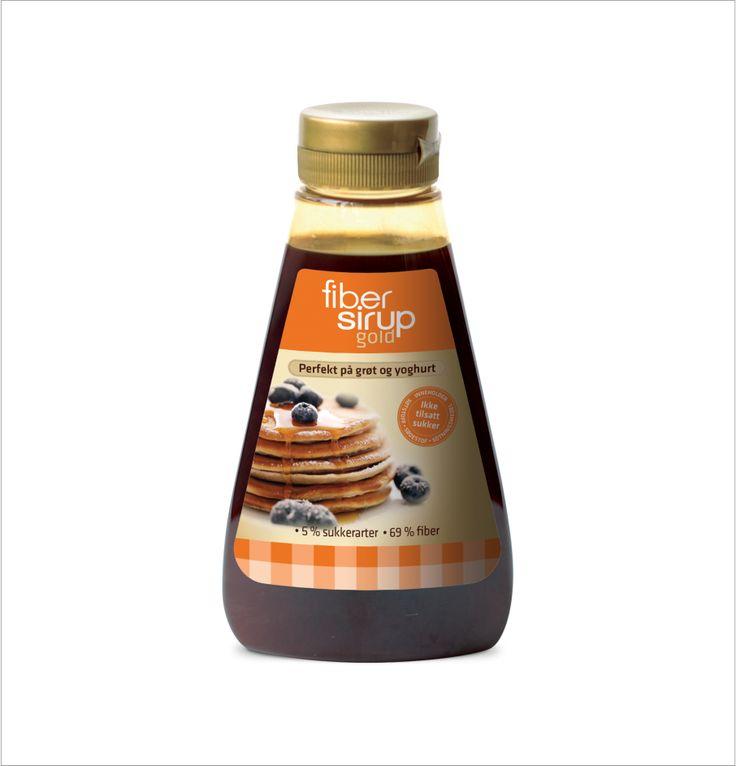 Sukrin Fibre Syrup Gold
