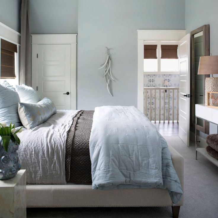Pastels aren't just for nurseries anymore. Today, they're perfect for every room in the house, from living rooms to kitchens. Powder blue, a fresh take on baby blue, pairs well with all your favorite hues of the season. Take a look!