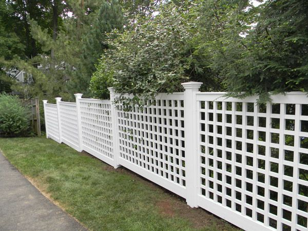 17 Best Ideas About Vinyl Fencing On Pinterest White