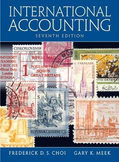 Image result for international accounting textbook