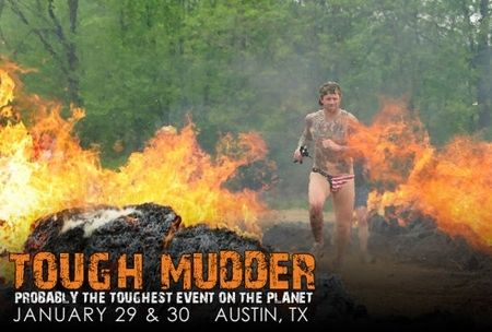 Tough Mudder or Warrior Dash