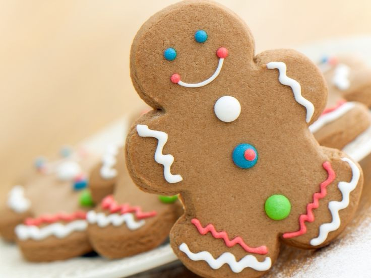The BEST Ginger Bread cookie recipe.