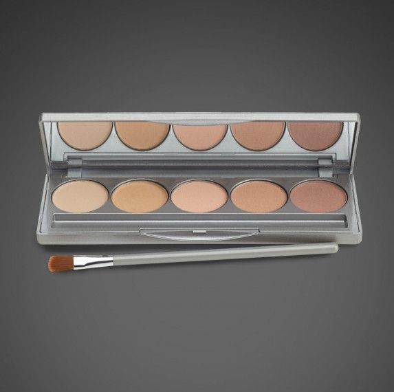 Mineral Corrector Palette - Colorescience Mineral Makeup -light