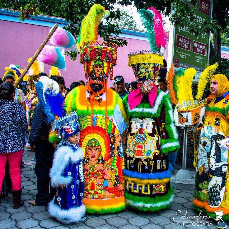#chinelos de Tlaltizapán, Morelos