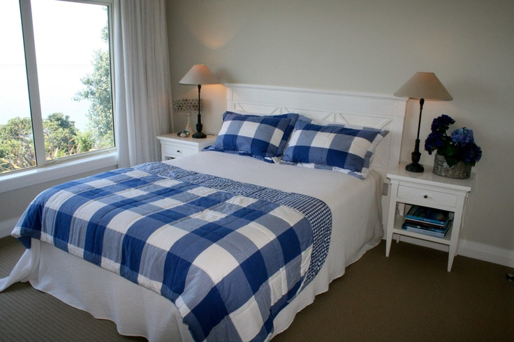 Hoalyoake Guest Bed - Cape Cod Style, featuring our Georgia Bedhead and Bedside tables.