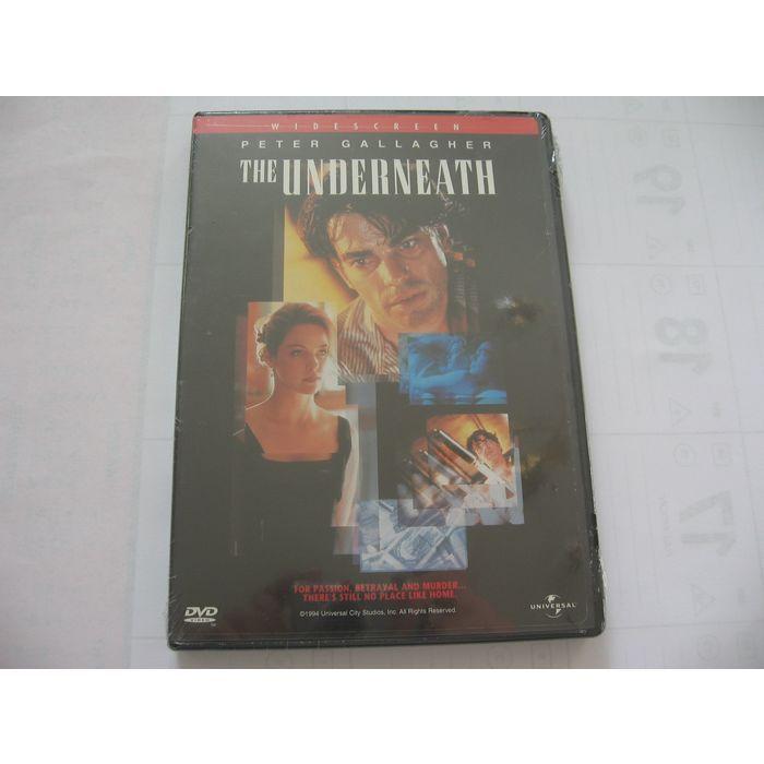 #theunderneath #petergallagher #widescreen #dvd #movie #video #thriller #new #ebid