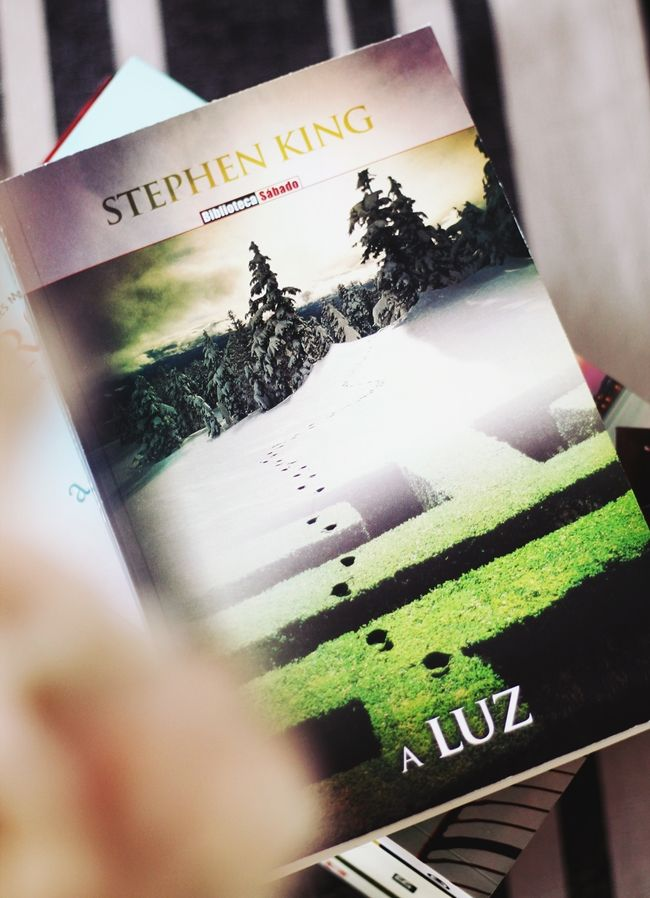 "What I Read: August - ""The shinning"" by Stephen King"