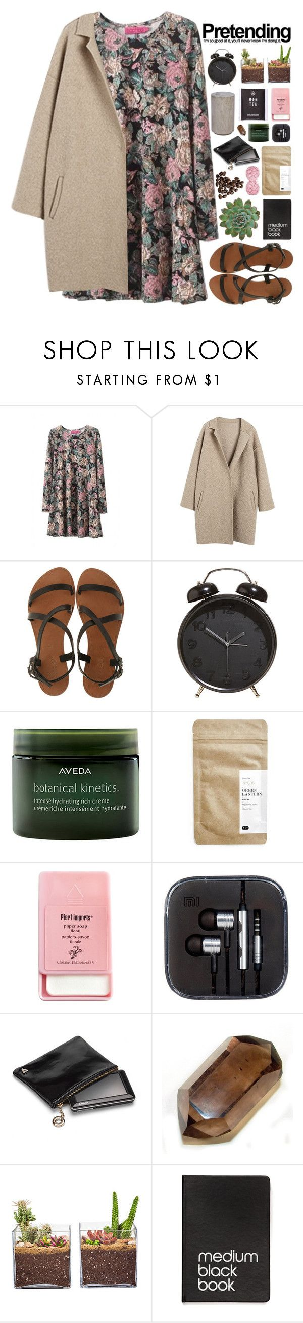 """Sweet Talker"" by vip-beauty ❤ liked on Polyvore featuring Joie A La Plage, Aveda, Paper & Tea, Pier 1 Imports, Aspinal of London, Shop Succulents, Dinks, Zara Home and living room"