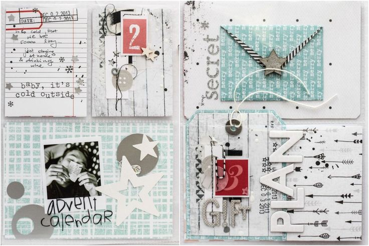 Picture 4 of 2013 December Daily by all_that_scrapbooking