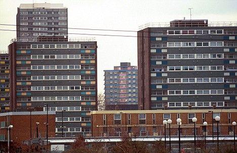 council estates london