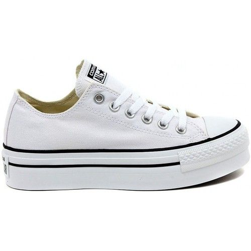 wholesale dealer aecfc b9afb Converse - ALL STAR PLATFORM OX WHITE | Ox | Converse, Shoes ...