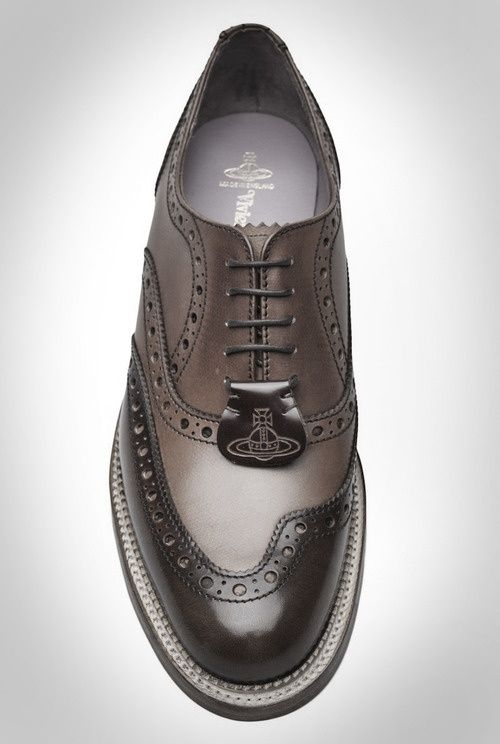 In case anyone else is sneaking out to my Pinterest pages looking for Xmas ideas .. , let me help you out......I guess no different that making notes in the Sears catalog growing up.....Elegant men shoes by Vivienne Westwood