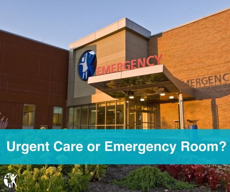 Urgent care or ER? Cincinnati Children's provides tips on how to decide where to take your sick child.