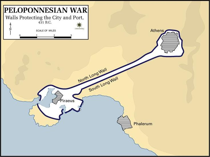 Chapter 24: Summary of the Peloponnesian War