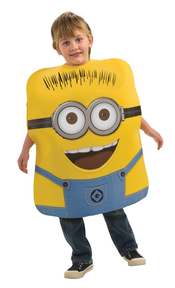 22 best Minion Costumes images on Pinterest